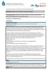 Ashkelon_World Water Forumx - Solutions for Water platform - World ...