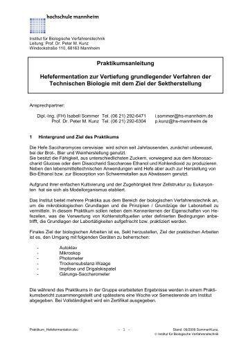 Institut f r biologische for Grafikdesign mannheim praktikum