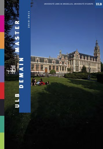 demain master - Solvay Brussels School