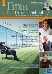 executive education recherche à la sbs-em - Solvay Brussels School