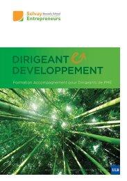 dirigeant developpement - Solvay Brussels School - Economics ...