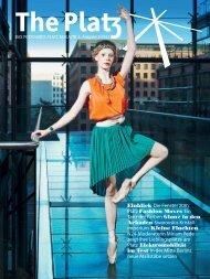 The Platz – das Magazin als PDF - Potsdamer Platz