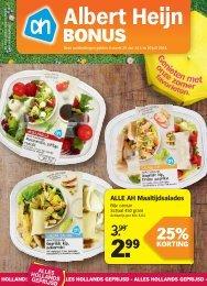 Albert Heijn folder week 29 2014 folder