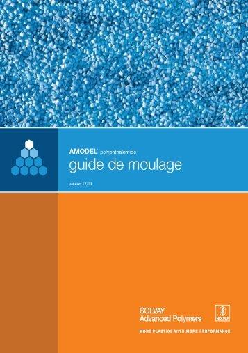 Résines AMODEL - Solvay Plastics