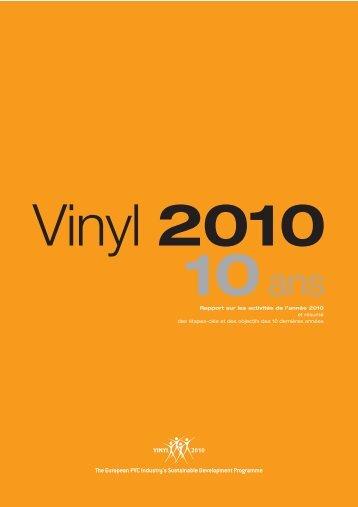 Vinyl 2010 - Solvay Plastics