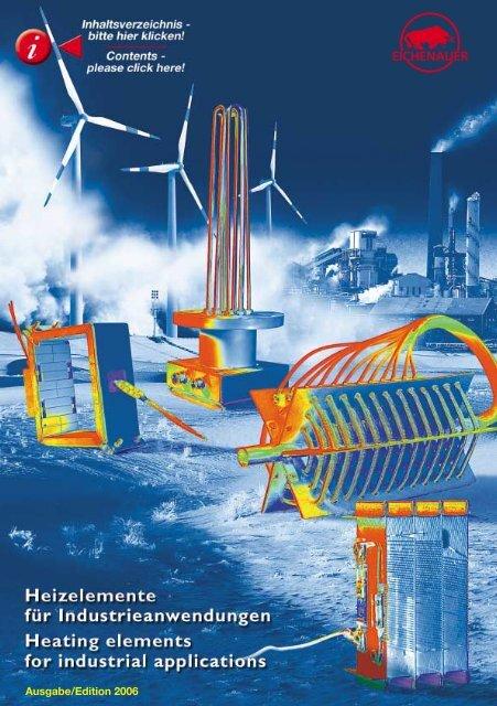 Titel Katalog Industrie Litho