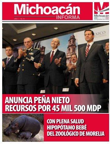 Michoacán Informa #16