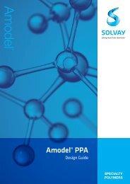 Design Guide - Solvay Plastics