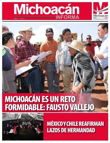 Michoacán Informa #19