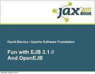 EJB through 3.0 - SVN