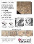CHAMBERLAIN STONE® - Genest Concrete - Page 2