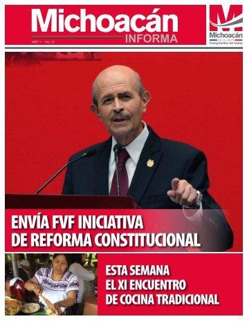Michoacán Informa #22