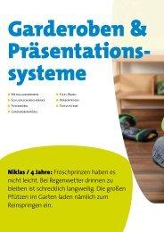 Kapitel 14: Garderoben + Präsentationssysteme