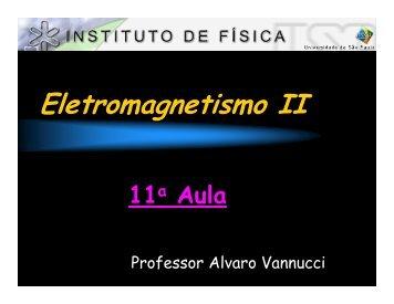 11a Aula - Fap.if.usp.br