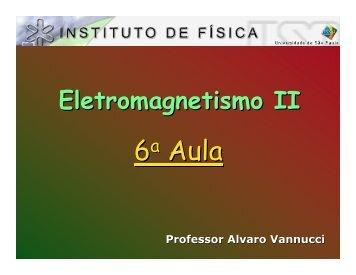 Eletromagnetismo II - Fap.if.usp.br