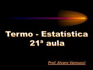 Probabilidade e Entropia (21 a aula) - Fap.if.usp.br