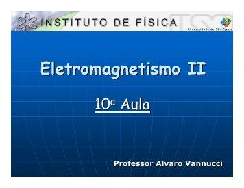 10a Aula - Fap.if.usp.br