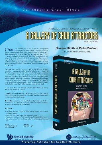 A GALLERY OF CHUA ATTRACTORS - Università della Calabria