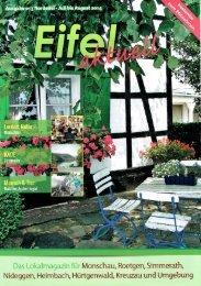 Eifel aktuell Ausgabe 07.2014