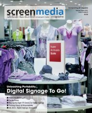 Digital Signage To Go!