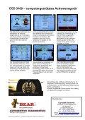 Achsmeßgerät SPX / BEAR CCD 3100 - Eichstädt Elektronik - Page 2