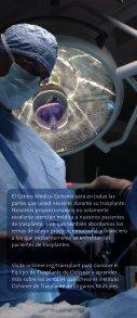 Folleto Internacional de Trasplante - Ochsner.org - Page 2