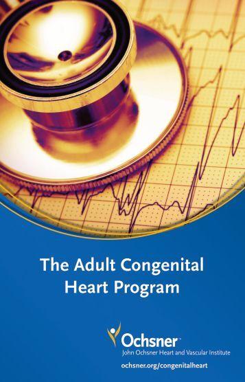 adult congenital heart and utah