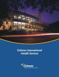 International Brochure - Ochsner.org