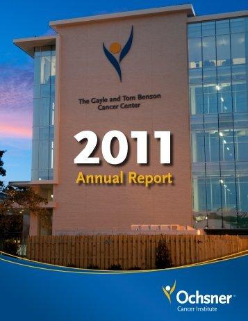 Annual Report - Ochsner.org
