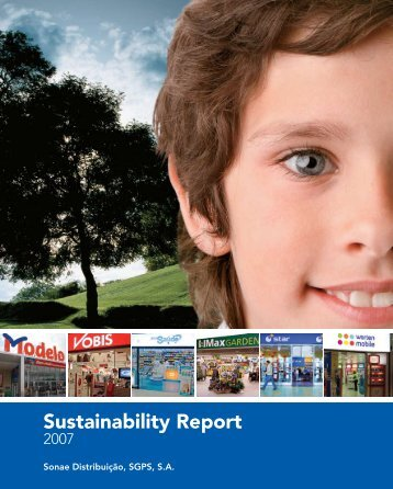 Sustainability Report - Sonae