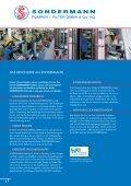 pumpen - SONDERMANN Pumpen + Filter GmbH & Co. KG - Seite 2