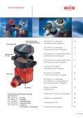 vielseitige pumpentechnologie flüssigkeits- mengenmesser fmc - Seite 3