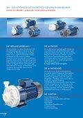 Magnetkreiselpumpen - SONDERMANN Pumpen + Filter GmbH ... - Seite 4
