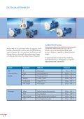 Magnetkreiselpumpen - SONDERMANN Pumpen + Filter GmbH ... - Seite 6