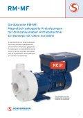RM-MF - SONDERMANN Pumpen + Filter GmbH & Co. KG - Seite 3