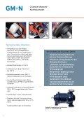 GM-Pumpen - SONDERMANN Pumpen + Filter GmbH & Co. KG - Seite 4