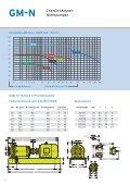 GM-Pumpen - SONDERMANN Pumpen + Filter GmbH & Co. KG - Seite 6