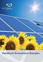 Handbuch Erneuerbare Energien - SONEPAR ÖSTERREICH