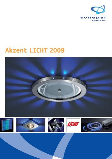 Akzent LICHT 2009 - Sonepar