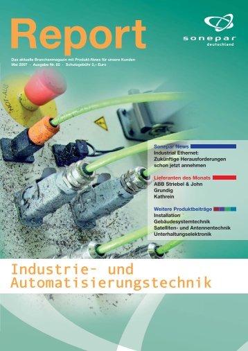 Industrie- und Automatisierungstechnik - Sonepar