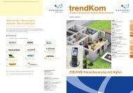 EIB/KNX Haussteuerung mit Agfeo - Sonepar