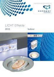 LICHT Effekte 2012 - Sonepar