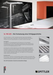 SL 740 LED – Die Fortsetzung einer Erfolgsgeschichte - Sonepar