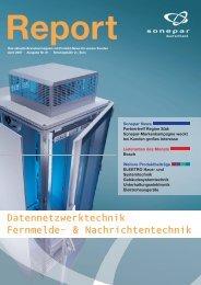 Datennetzwerktechnik Fernmelde- & Nachrichtentechnik - Sonepar