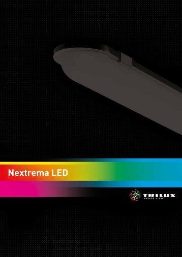Broschüre Nextrema - Trilux GmbH & Co. KG