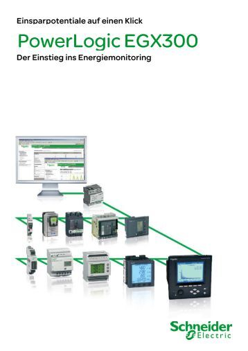 PowerLogic EGX300 - Sonepar