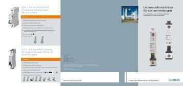 Leitungsschutzschalter für alle Anwendungen - Sonepar