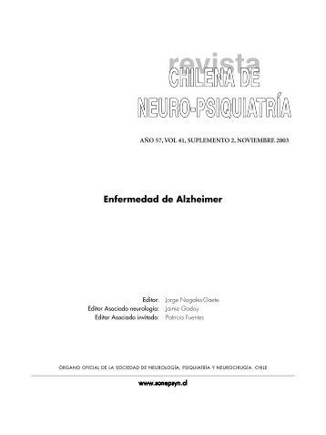 Alzheimer (libro) - Sonepsyn