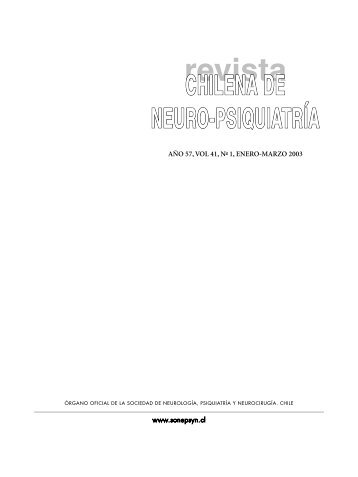 Revista 1-2003 (libro) - Sonepsyn