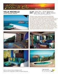 VILLA MICHELLE - Sonic.net